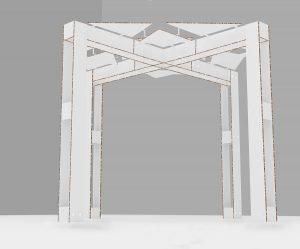 cardboard-furniture-pergola-carton-arquitectura-efimera-eventos