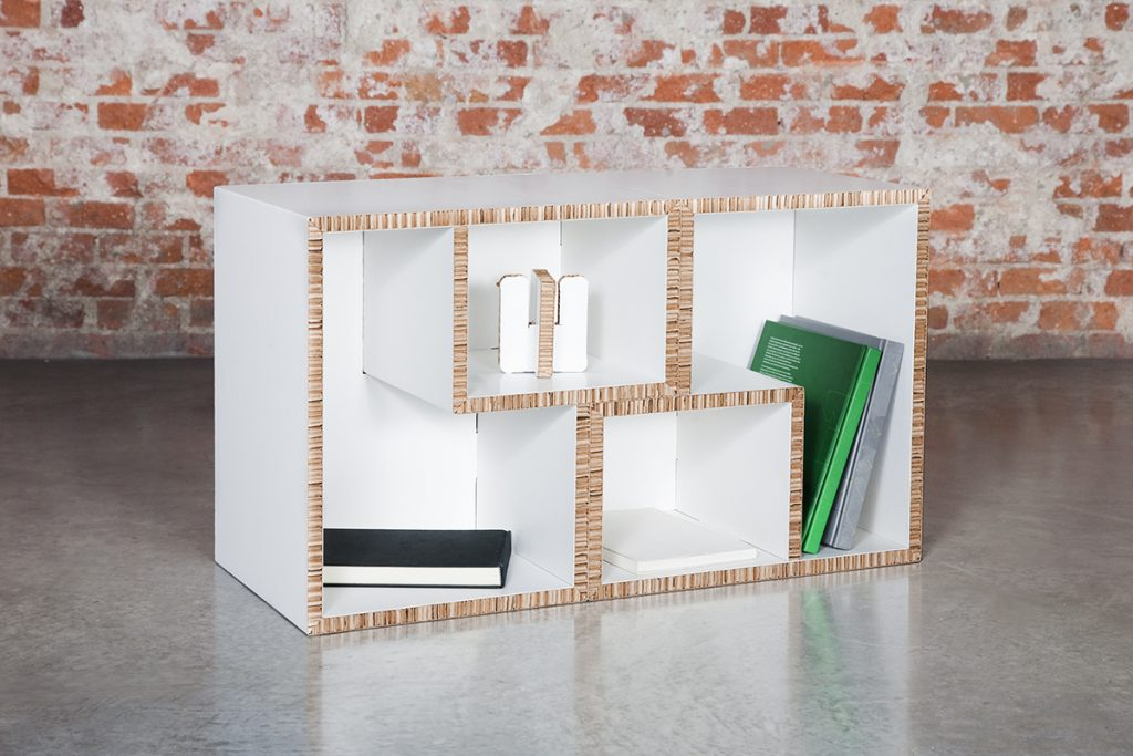 TETRA-DUO-ESTANTERIA-MODULAR-TRES-CARTON-MUEBLE-CARDBOARD-FURNITURE-MODULAR-SHELF
