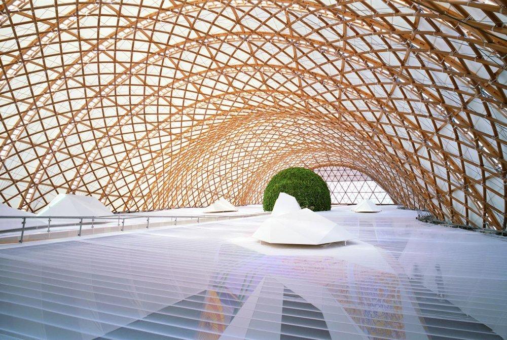 estructura-de-carton-pabellon-japones-expo-2000