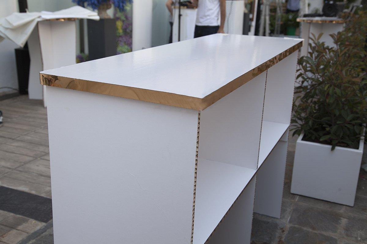 Muebles De Carton Awesome Juguetes Didcticos Muebles De Cartn  # Frank Gehry Muebles De Carton