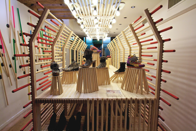 Cardboard-Pop-up-store-cartón-Madera-Paris-Camper-0.2