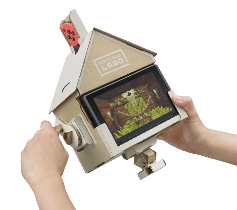 Cardboard-toy-con-cartón-Nintendo-Labo-casa-kit-variado-Blog-0.1